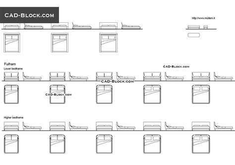 bed templates for autocad modern bed cad block free autocad furniture download
