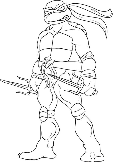 Printable Mutant Turtles Coloring Pages turtle coloring page coloring home