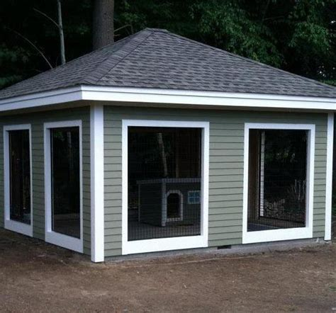 heated and cooled dog houses dog condo kennel amazing would have to be heated and cooled animals