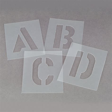 kits with stencils 3 quot stencil kit a z linemarkerpaint co uk