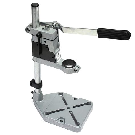 bench drill stand bench drill press stand workbench repair tool cl for drilling collet 35 43mm db