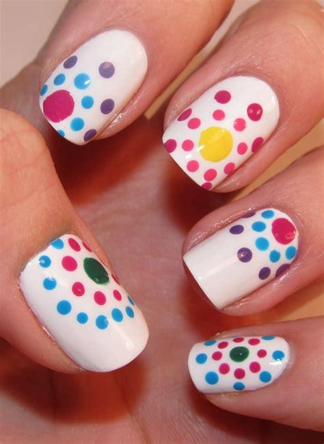 Colorful Nail Designs