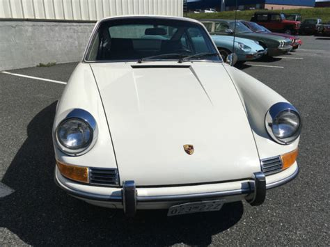 1969 Porsche 912 Specs 1969 Porsche 912 Coupe White With Black Interior For Sale