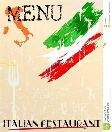 menu with pictures template blank italian menu template printable menu and chart