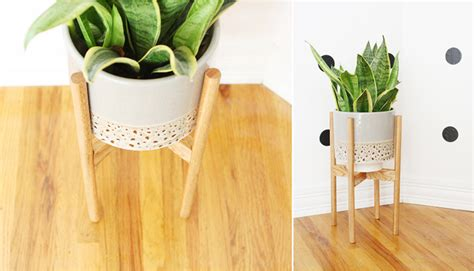 Diy Windowsill Herb Garden 23 Diy Plant Stands That Hold The Product Of Your Green Thumb