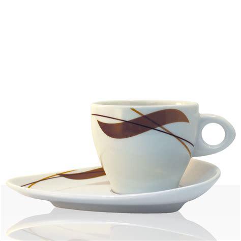 coffeefair kaffee geschirr cappuccino tasse einzel set
