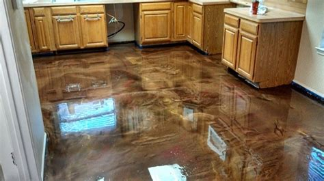 decorative concrete resurfacing contractors epoxy