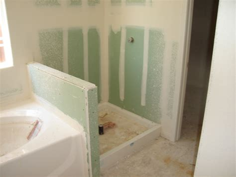 what type of drywall for bathroom walls what type of sheetrock to use in bathroom 28 images