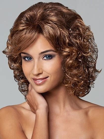 Curly Medium Wig medium curly lace front wig afrodite lace wigs