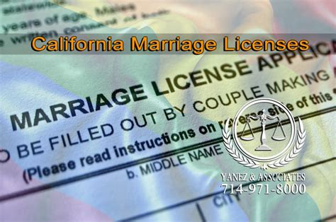 Orange County Marriage License Records What Does Federal For Same Marriages In Orange County California