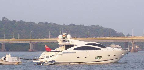 yacht club chennai live chennai first luxury yacht cruise from chennai to