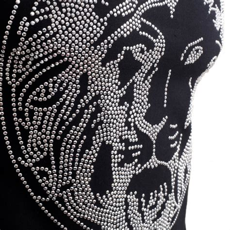 design a rhinestone shirt trendy t shirts with rhinestone design by versace uk
