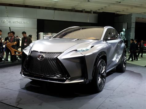 lexus crossover models 2015 lexus nx compact crossover model revealed