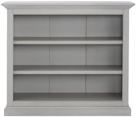 martha stewart living ingrid bookcase gray and green