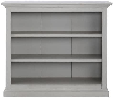 martha stewart living ingrid bookcase gray and green