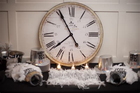 themes new clock ewd new year s eve wedding elizabeth wray design