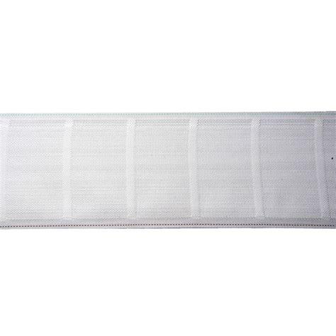 roll pleat drapery 4 quot wide white best pleater tape 100 yards drapery