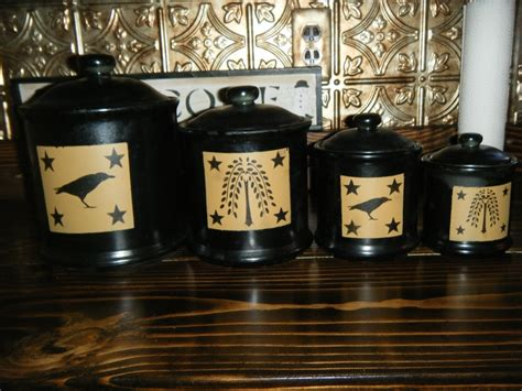 primitive kitchen canister sets 220 best images about primitive kitchen on