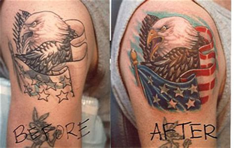 eagle tattoo cover up ideas looking for unique patriotic tattoos tattoos eagle cover up