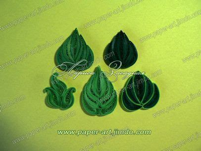quilling leaves tutorial leaf quilling tutorial quilled trees leaves
