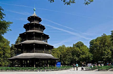 Biergarten Nördlicher Englischer Garten by Conhe 231 A Os Jardins De Cerveja De Munique Na Alemanha