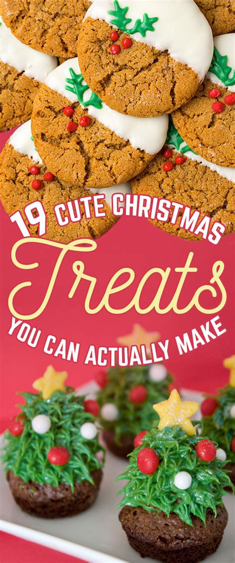 15 cutest holiday treats on pinterest holiday treat 19 cute treats for people who really love christmas