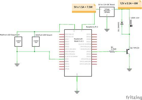 raspberry pi 12v solenoid wiring diagram 40 wiring