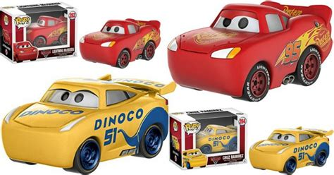 Funko Pop Disney Cars 3 Lightning Mcqueen funko pop disney cars 3 lightning mcqueen or