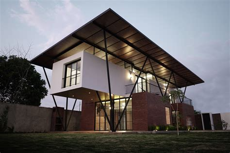 techo flotante fachadas con techo flotante