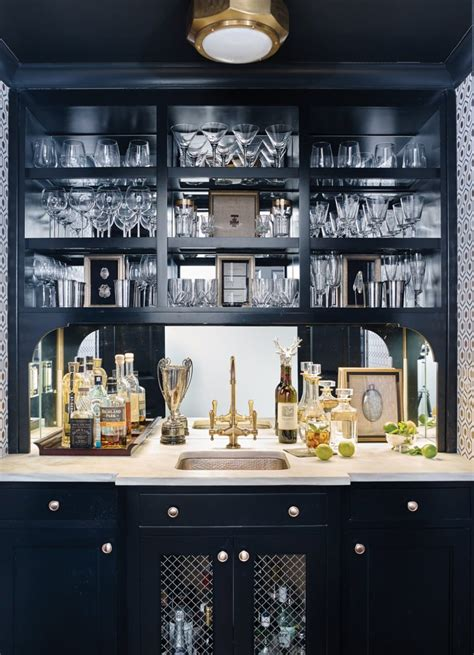 at home bar 35 chic home bar designs you need to see to believe