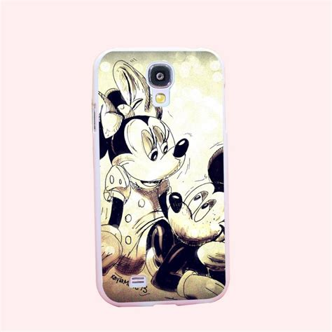 4 In 1 Crayon Set Mickey Minnie 4 Tingkat Isi 46 Pcs Crayon uz241054 mickey mouse and minnie white cover for