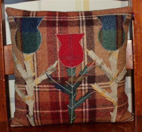 Handmade Scottish Gifts - cushions handmade in scotland house accessories new home