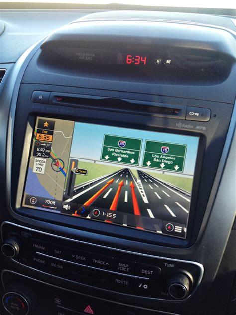 Kia Sorento Navigation 2014 Kia Sorento 5 Favorite Features Comic Con Family