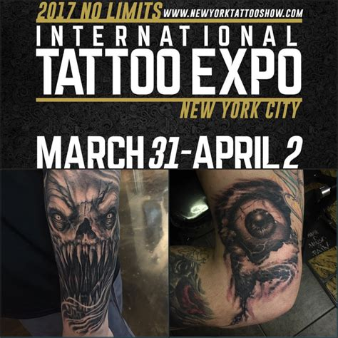 city limits tattoo united ink no limits show new york city