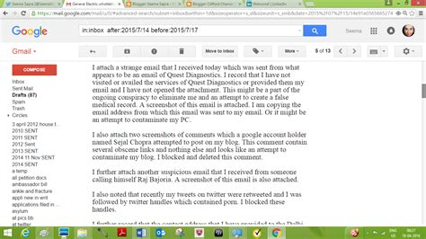 Toyota Complaint Email Address India Evidence Of Attempts To Eliminate Seema Sapra General