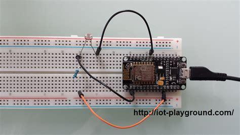 Sensor Module Sensor Api Kebakaran esp8266 light sensor easyiot cloud rest api v1