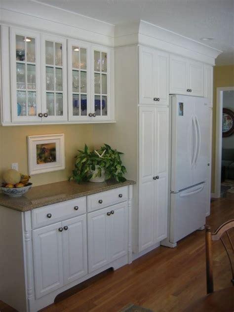 built in refrigerator cabinet the 25 best refrigerator cabinet ideas on diy