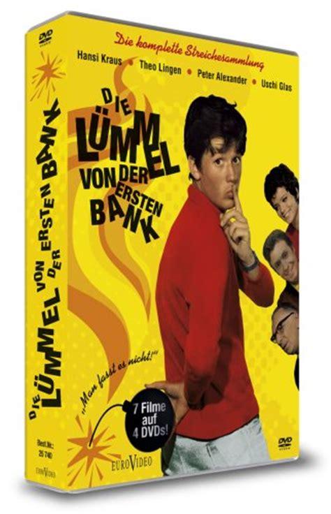 die lã mmel der ersten bank schauspieler die l 252 mmel der ersten bank filmserie klassiker