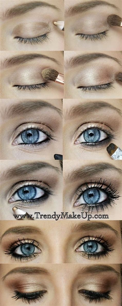 Eyeshadow Blue cool makeup ideas for blue www pixshark