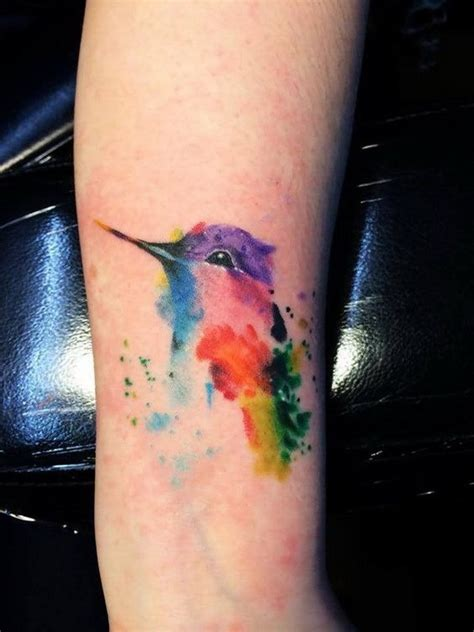 watercolor tattoo kolibri 60 awesome watercolor designs for creative juice
