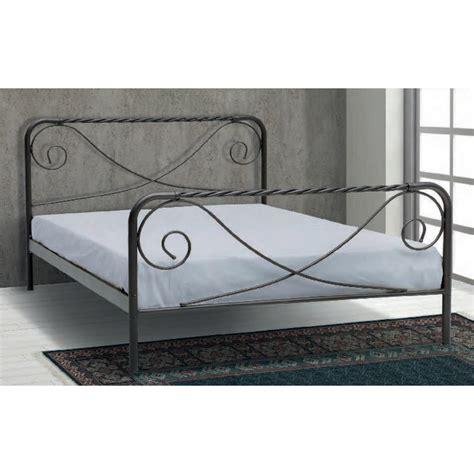 Bed Bigland 160 X 200 iron bed syros 160x200 cm