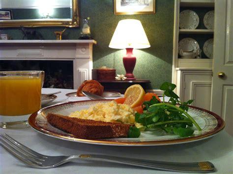 breakfast kimmeridge farmhouse