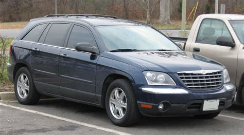 2006 Chrysler Pacifica by 2006 Chrysler Pacifica Information And Photos Momentcar