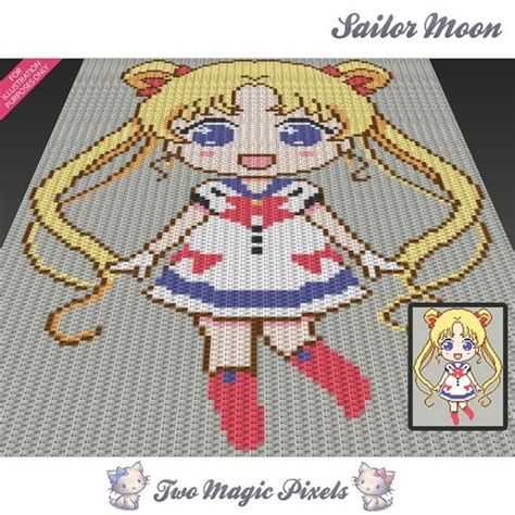 sailor moon knitting patterns 5161 best images about crochet knit on free