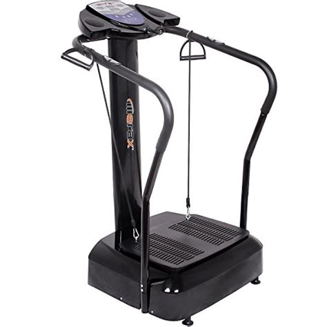 Sale Fit With Mp3 merax 2000w whole fit vibration platform fitness machine withyoga straps and mp3
