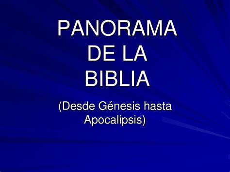 panorama visualizado de la biblia panorama de la biblia by maxyruth hernandez issuu