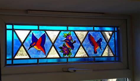 glass painting glass painting a window glass painting