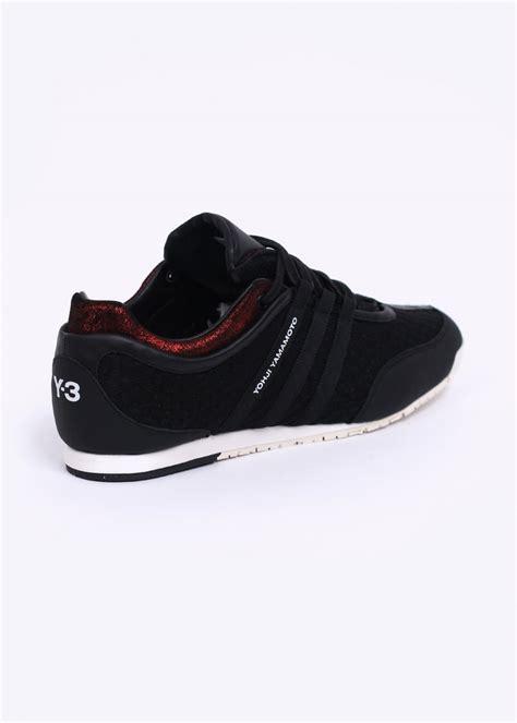 Adidas Y3 Yohji Yamamoto Premium 1 adidas y 3 boxing trainers black