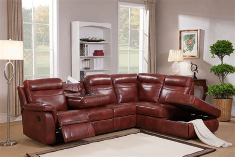 hariston sofa and loveseat hariston dark caramel reclining sectional from amax