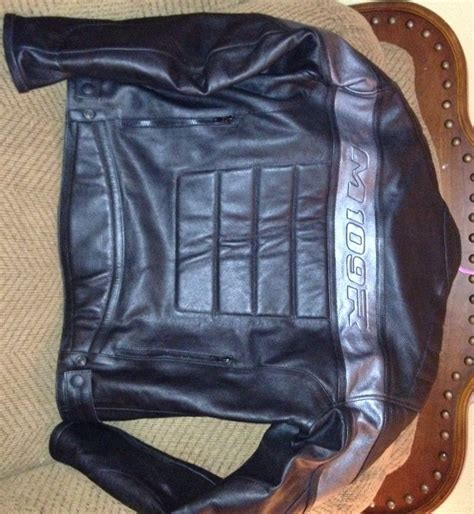 Suzuki Leather Jackets Viewing Images For Oem Suzuki M109r Limited Edition